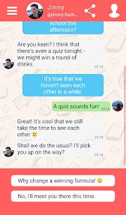 Hey Love Adam: Texting Game MOD APK 2021.0830.1 (Unlimited Money) 12