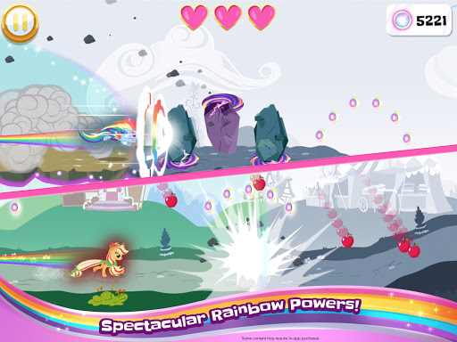 My Little Pony Rainbow Runners 1.6 Screenshots 9