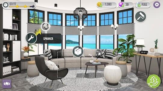 Home Design : Renovation Raiders MOD (Unlimited Money) 4