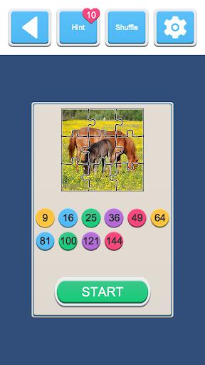 Jigsaw Horses apktreat screenshots 2