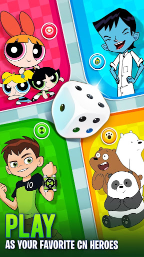 Cartoon Network Ludo modiapk screenshots 1