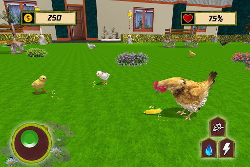 New Hen Family Simulator: Chicken Farming Games  screenshots 6