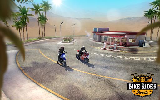 Bike Rider Mobile: Racing Duels & Highway Traffic apktram screenshots 2