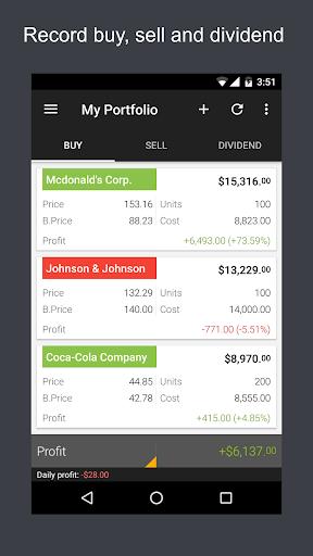 Foto do JStock - Stock Market, Watchlist, Portfolio & News