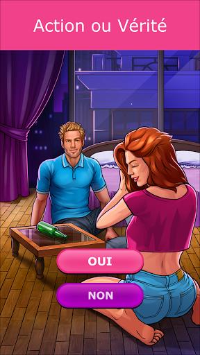 Kiss Kiss: Action ou Vérité screenshots apk mod 2