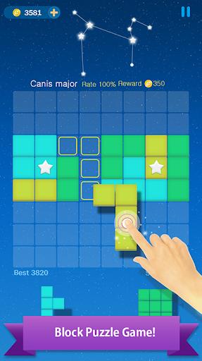 Block Puzzle Constellation; Mission 1.0.4 screenshots 9