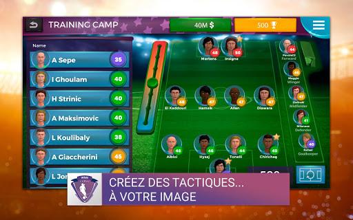 Code Triche Women's Soccer Manager (WSM) - Football Management mod apk screenshots 5