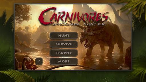 Carnivores: Dinosaur Hunter 1.8.8 screenshots 1