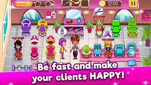 Top Beauty Salon -  Hair and Makeup Parlor Game 1.0.3 de.gamequotes.net 4