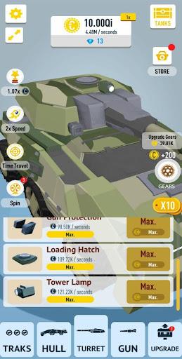 Idle Tanks 3D 0.8 screenshots 4