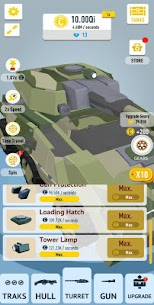 Idle Tanks 3D Mod Apk 0.8 4