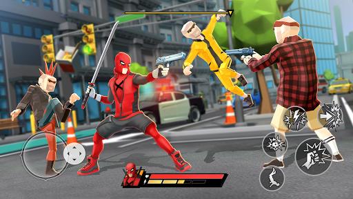 Dead X Hero: Crime City Fighting 1.0.5 screenshots 1