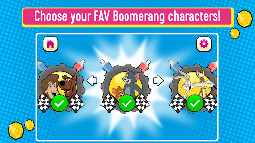 Boomerang Make and Race 2 - Cartoon Racing Game  screenshots 4