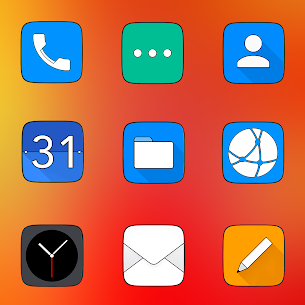 Oxigen Square Pro Apk- Icon Pack 2.2.1 (Patched) 2