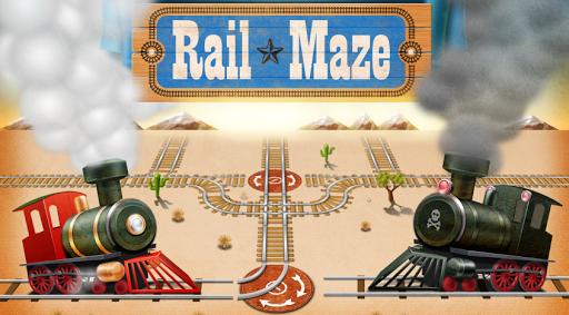 Rail Maze : Train puzzler 1.4.4 screenshots 5