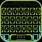 Neonlight Keyboard Theme  Icon