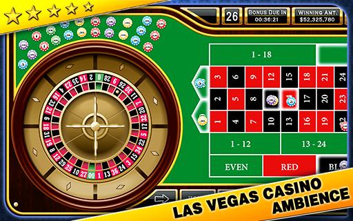 Roulette - Casino Style! 4.38 screenshots 1