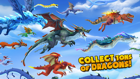 Hungry Dragon MOD APK (Unlimited Coins) 3