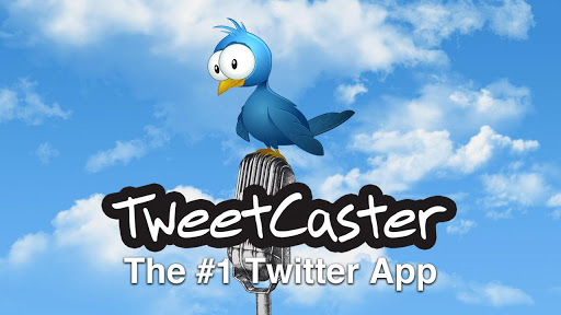 TweetCaster for Twitter Latest screenshots 1
