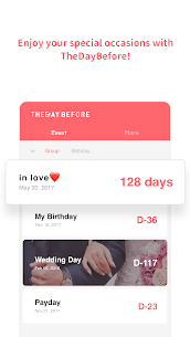 TheDayBefore (D-Day countdown) 2