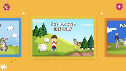 English Story Books for Kids - Learn To Read App 1.5 screenshots 2