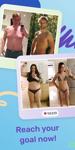 YAZIO Calorie Counter & Intermittent Fasting App 7.1.5 Screenshots 7