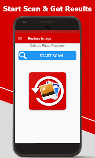 Restore Deleted Photos - Picture Recovery  Screenshots 1