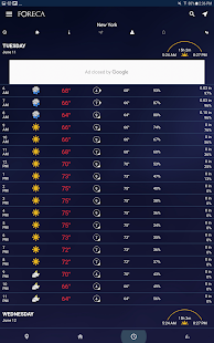 Foreca Weather 4.27.1 Screenshots 15