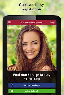 InternationalCupid - International Dating App 4.2.1.3407 Screenshots 9