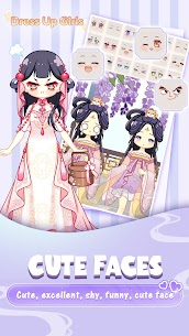 Dress Up Girls-fun games MOD APK 1.0.4 (Decoration Unlocked) 7