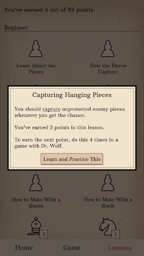 Learn Chess with Dr. Wolf  Screenshots 5