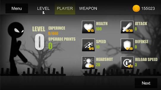 Stickman vs Monsters – Zombies Battle Fight Game Hack & Cheats Online 1