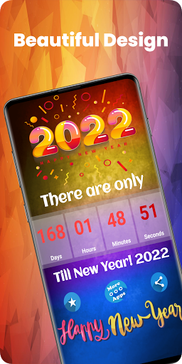 2022 New Year Countdown [FREE] 1.3 Screenshots 6