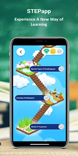 STEPapp - Gamified Learning  screenshots 1