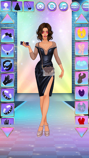Fashion Show Makeover - Make Up & Dress Up Salon  screenshots 8