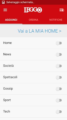 Leggo 3.8.2 screenshots 4