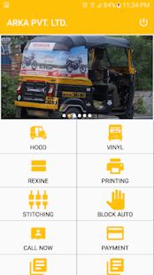 AUTO RICKSHAW KHUSHI ADVERTISING PVT. LTD. Screenshot