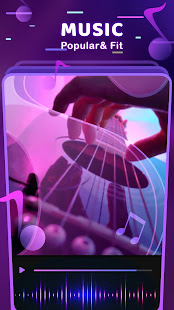 Vidmix - Music Video Editor with Effects 1.2.141 Screenshots 4