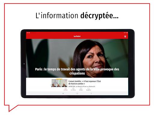 Le Point : journal, actualitu00e9s et infos en continu android2mod screenshots 9