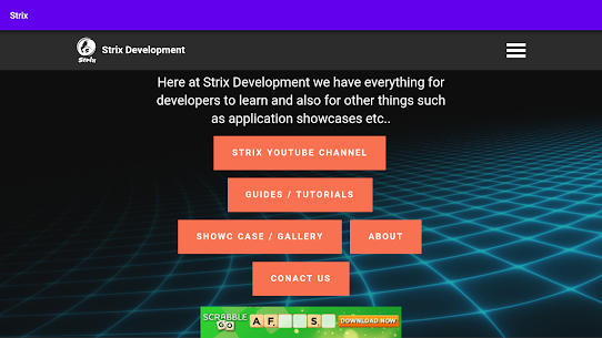 Strix Development 1