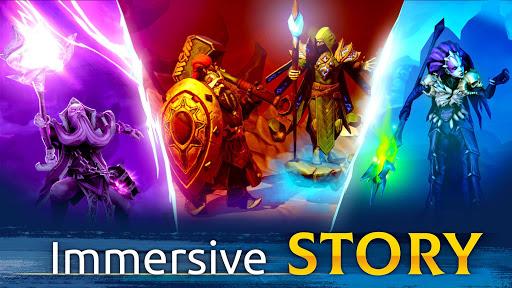 Age of Magic: Turn-Based Magic RPG & Strategy Game 1.26.3 screenshots 6