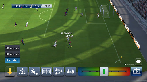 PES CLUB MANAGER apktram screenshots 6