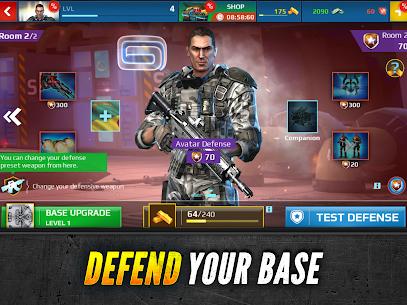 Sniper Fury: Online 3D FPS & Sniper Shooter Game mod (Money) 7