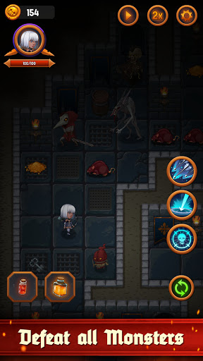 Dungeon: Age of Heroes 1.5.244 screenshots 11
