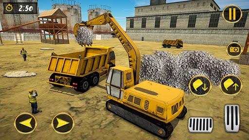 City Bridge Builder: Flyover Construction Game  screenshots 3