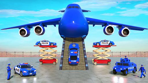 Grand Police Cargo Transport Truck:Car Parking Sim 1.0.2 screenshots 6