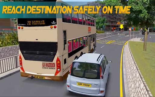 Bus Simulator : Bus Hill Driving game  screenshots 21