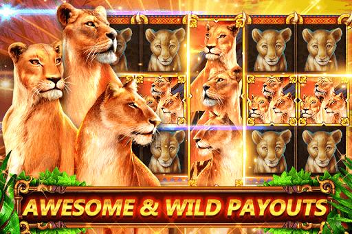 Slots FREE: Great Cat Slotsu2122 Casino Slot Machine 1.55.9 screenshots 2