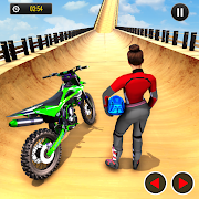 Trial Bike Racing Stunts : New Stunt Bike Games