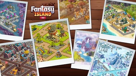Fantasy Island Sim 2.8.0 MOD Apk (Unlimited Currency) 3